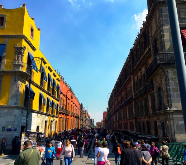 Experience the Culture of Mexico City – what to see, do, and eat