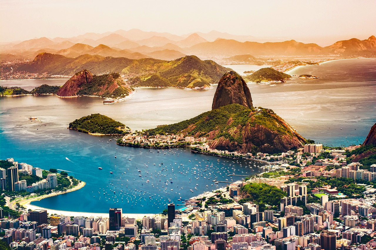 Rio De Janeiro Brazil Is One Of The Most Well Known Cities In World Not Only For Its Natural Beauty But So Many Cool Attractions To See And